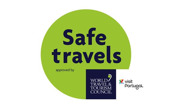Safe Travels na Europa? Só em Portugal!